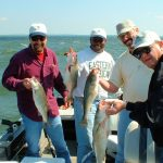 Dan Barnett Lake Texoma Fishing Guide | Texoma Striper Fishing Guides