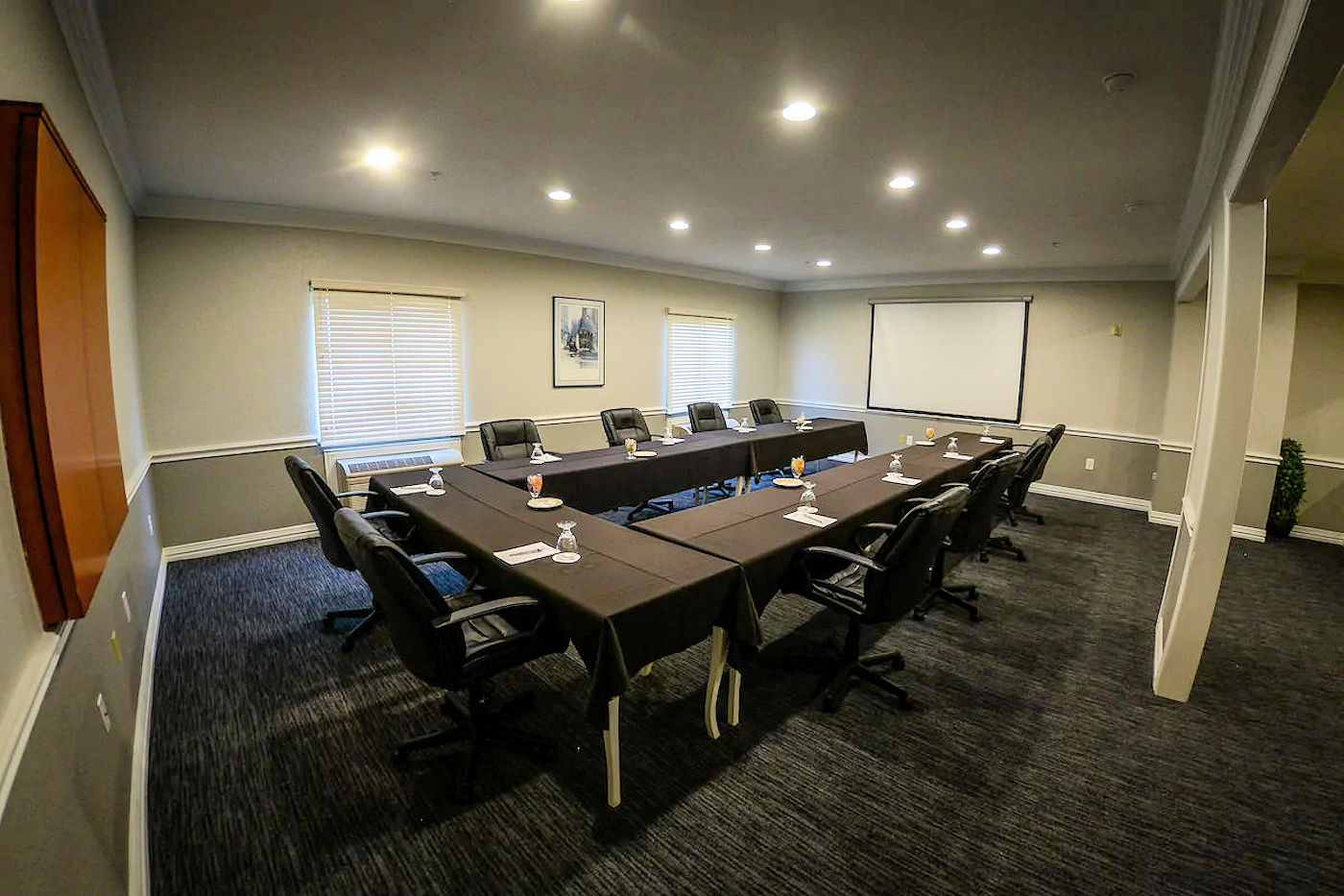 Tanglewood Resort Conference Room
